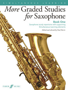 More Graded Studies - Saxophone Book One