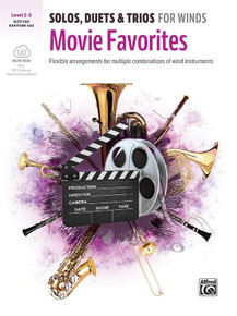 Movie Favourites - Solos Duets & Trios - Sax in Eb