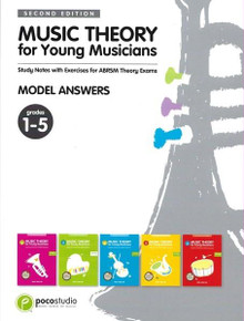 Music Theory for Young Musicians - Model Answers Grades 1-5