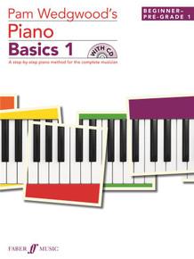 Piano Basics 1 - Book & CD Pam Wedgwood