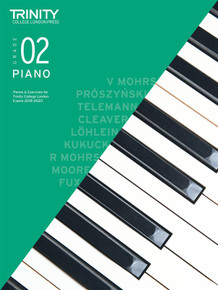 Trinity College London: Piano Exam 2020 - Book Grade 2