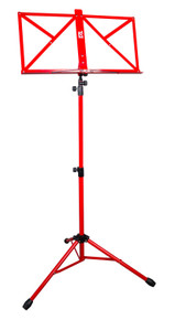 TGI MS20R Music Stand - Red