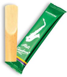Vandoren Single Alto Sax Java Green Reed 3.0