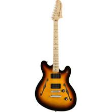 Squier Electric Guitar - Affinity Starcaster Sunburst