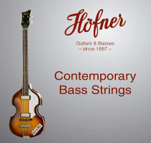 Hofner Contemporary Roundwound Bass Strings - .040 - .095