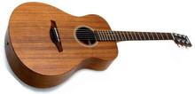 Vintage Folk Guitar - V300MH Solid Top Mahogany