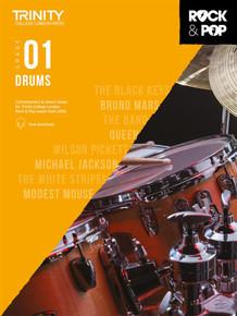 Rock & Pop 2018 - Drums Grade 1 TCL