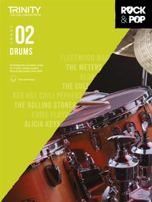 Rock & Pop 2018 - Drums Grade 2 TCL