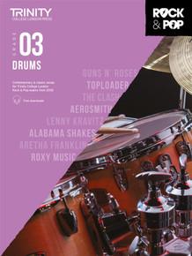 Rock & Pop 2018 - Drums Grade 3 TCL