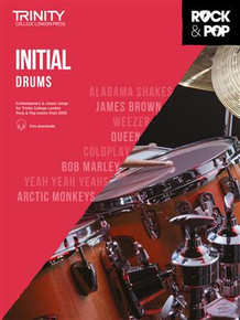 Rock & Pop 2018 - Drums Initial TCL