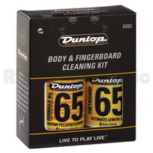 Dunlop Cleaning - Body & Fingerboard Cleaning Kit
