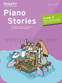 Piano Stories - Grade 3 TCL