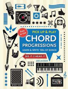 Pick up & Play Chord Progressions - Alfred
