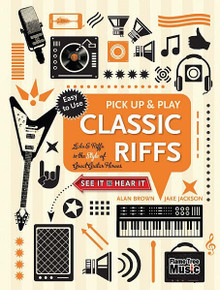 Pick up & Play Classic Riffs - Alfred