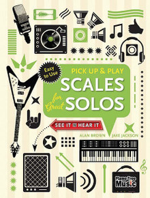 Pick up & Play Scales for Great Solos - Alfred