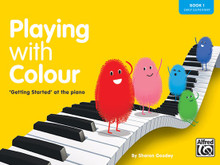 Playing With Colour - Piano Book 1 Alfred