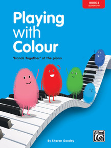 Playing With Colour - Piano Book 2 Alfred