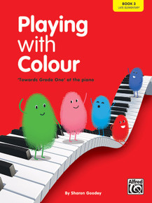 Playing With Colour - Piano Book 3 Alfred
