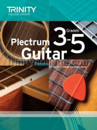Plectrum Guitar Exam - Grade 3-5 TCL