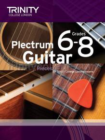 Plectrum Guitar Exam - Grade 6-8 TCL
