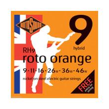 Rotosound Strings - RH9 Orange