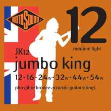 Rotosound Strings - JK12 Phosphor Bronze