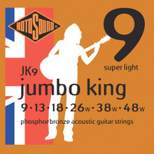 Rotosound Strings - JK9 Phosphor Bronze