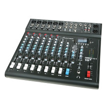 Studiomaster Club XS 10+ 10-Input Mixing Desk Console With Effects