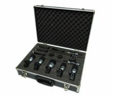 Carlsbro DM7P 7-Piece Drum Microphone Set
