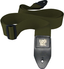 Ernie Ball Strap - Poly Olive