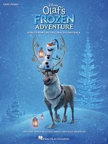 Elyssa Samsel: Disney's Olaf's Frozen Adventure - Easy Piano
