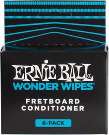 Ernie Ball Cleaning - Wonder Wipes Fretboard Conditioner