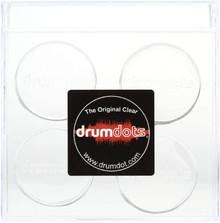 Drumdots - DD4PK Drum Dampeners 4-Pack