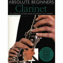 Absolute Beginners: Clarinet (Book & CD)