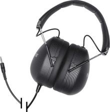 Vic Firth Stereo Isolation Headphones V2 - Black