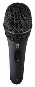 TGI Pro Microphone with XLR Cable and Pouch