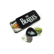 D'Addario Beatles Signature Guitar Pick Tins, Stripes