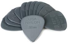 Dunlop 44P073 Nylon Standard Guitar Picks .73mm 12-pack