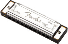 Fender Blues Deluxe Harmonica - G