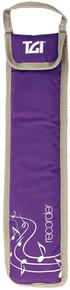 TGI Recorder Bag - Purple
