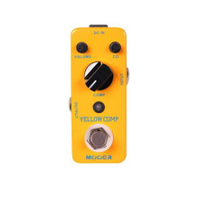 Mooer Yellow Comp Optical Guitar FX Pedal