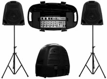 Studiomaster Walkabout Portable PA System