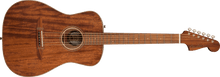 Fender Malibu Special Mahogany Electro-Acoustic Guitar With Gigbag