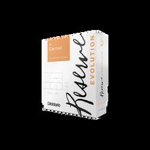 D'Addario Reserve Evolution Bb Clarinet Reeds, Strength 3.5, 10-pack