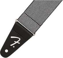 "Fender WeighLess  2"" Tweed Strap, White"