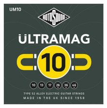 Rotosound UM10 Ultramag Electric Guitar Strings - .010 - .046
