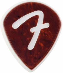 Fender F-Grip Picks 551 Shape - Shell 1.5mm, 3 Pack