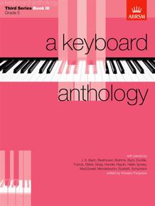 ABRSM A Keyboard Anthology: Third Series - Book III Grade 5