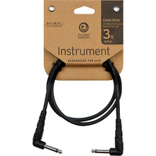 Planet Waves Classic Series Patch Cable - 3ft Angled
