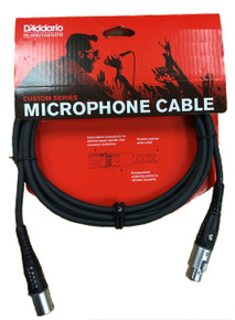 Planet Waves Custom Series Microphone Cable - 10ft